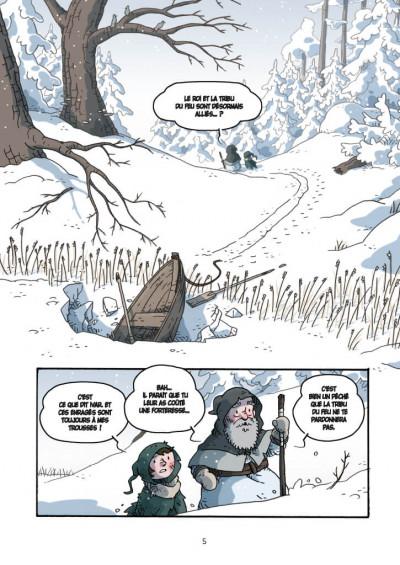 Page 1 voro, l'armee de la pierre de feu - t06 - cylce 2 - troisieme partie
