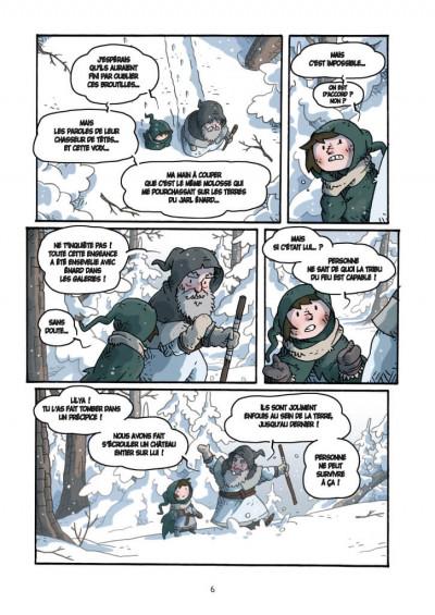 Page 2 voro, l'armee de la pierre de feu - t06 - cylce 2 - troisieme partie