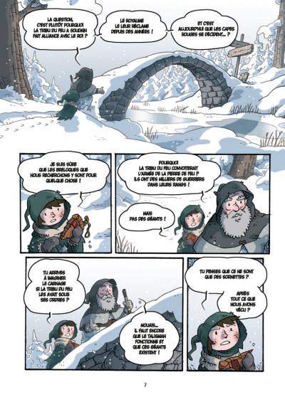 Page 3 voro, l'armee de la pierre de feu - t06 - cylce 2 - troisieme partie