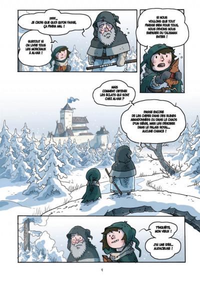 Page 5 voro, l'armee de la pierre de feu - t06 - cylce 2 - troisieme partie