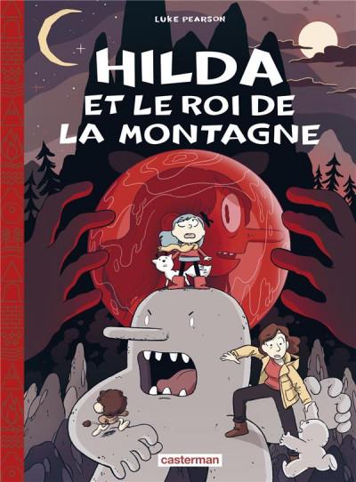 Couverture Hilda tome 6 (éd. toilée)