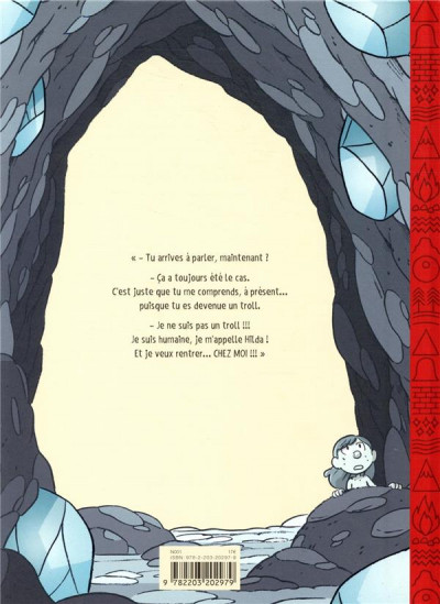 Dos Hilda tome 6 (éd. toilée)