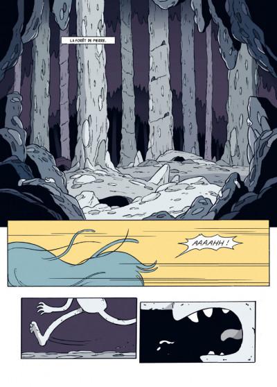Page 1 Hilda tome 6 (éd. toilée)