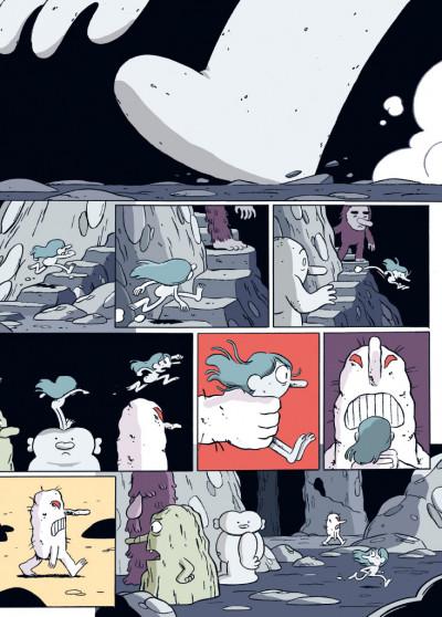 Page 3 Hilda tome 6 (éd. toilée)