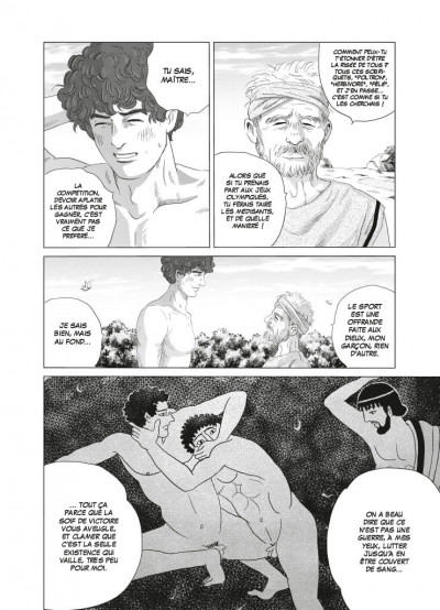 Page 2 Olympia kyklos tome 1