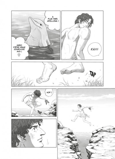 Page 4 Olympia kyklos tome 1