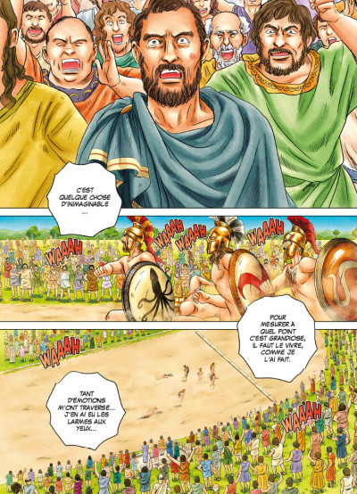 Page 3 Olympia Kyklos tome 2