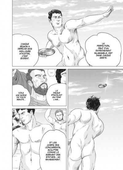 Page 5 Olympia Kyklos tome 2