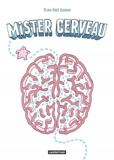 Couverture Mister cerveau