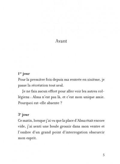 Page 1 Les années douces