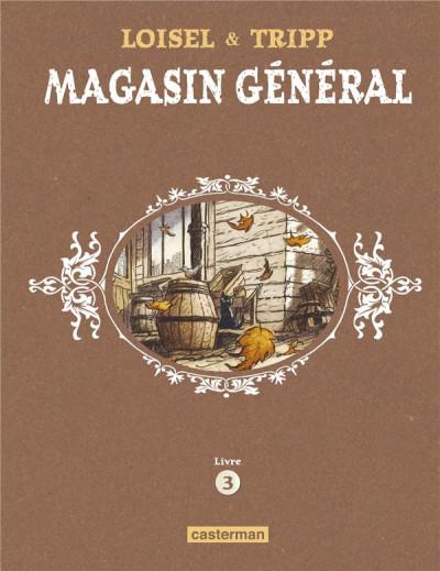 Couverture Magasin général - intégrale tome 3