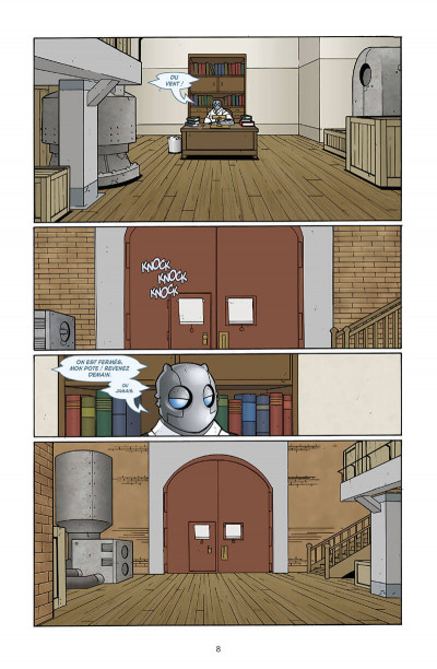 Page 9 Atomic robo tome 3