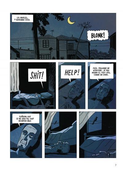 Page 8 Leonard Cohen - Sur un fil