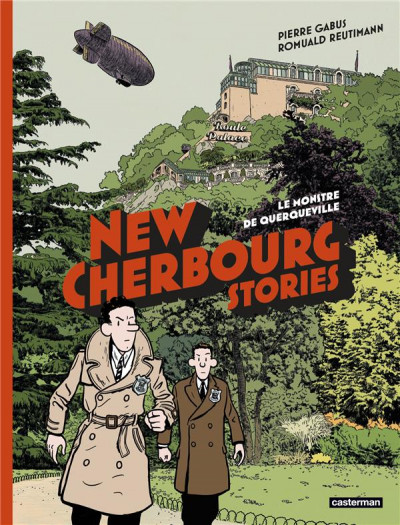 Couverture New Cherbourg stories tome 1