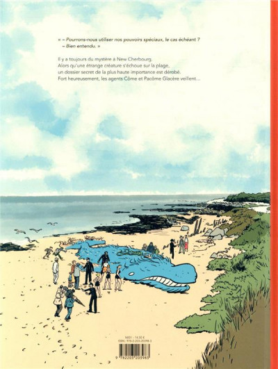 Dos New Cherbourg stories tome 1