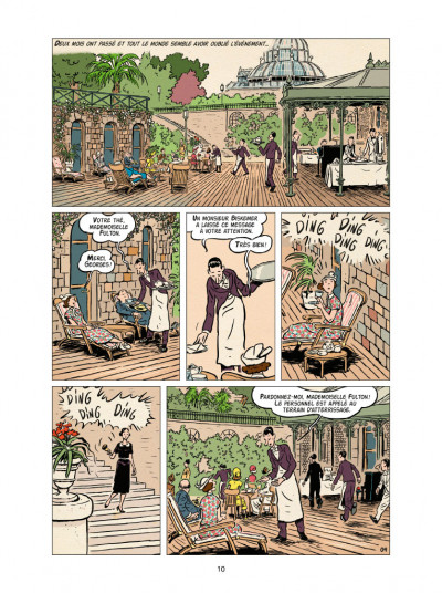 Page 4 New Cherbourg stories tome 1