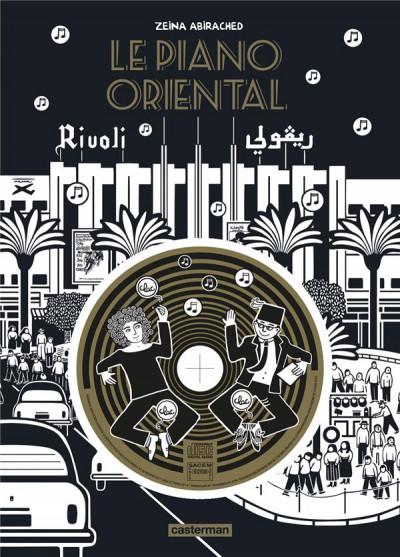 Couverture Le piano oriental (édition luxe avec CD)