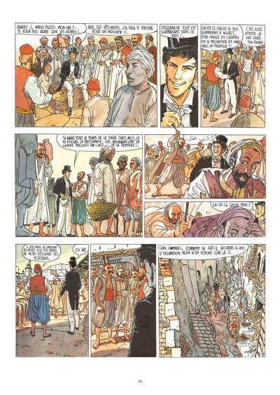 Page 1 Carnets d'orient - intégrale tome 1