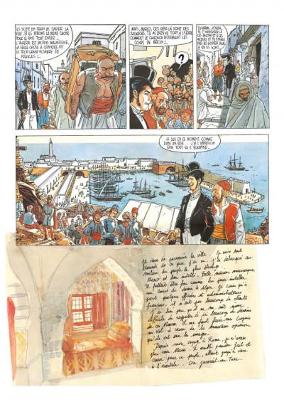 Page 2 Carnets d'orient - intégrale tome 1