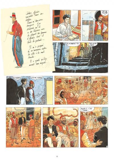 Page 3 Carnets d'orient - intégrale tome 1