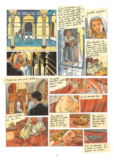 Page 4 Carnets d'orient - intégrale tome 1