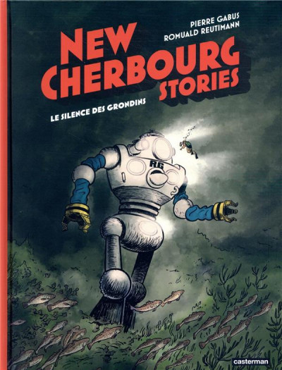 Couverture New cherbourg stories tome 2