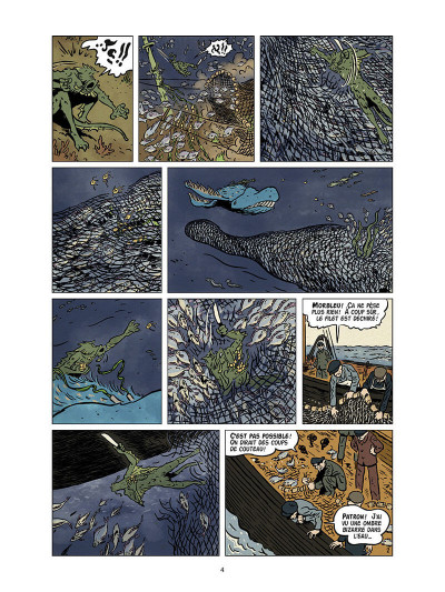 Page 5 New cherbourg stories tome 2