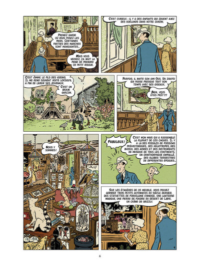 Page 7 New cherbourg stories tome 2