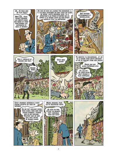 Page 8 New cherbourg stories tome 2