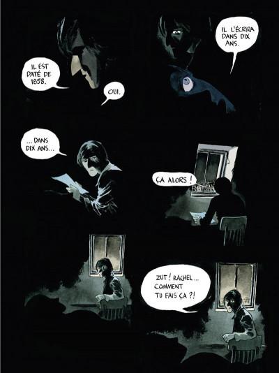Page 8 Le don de Rachel