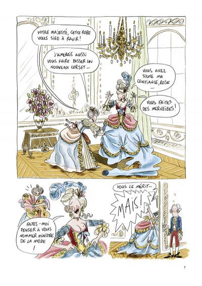 Page 8 La mode déshabillée
