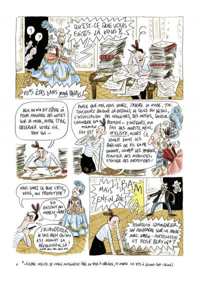 Page 9 La mode déshabillée