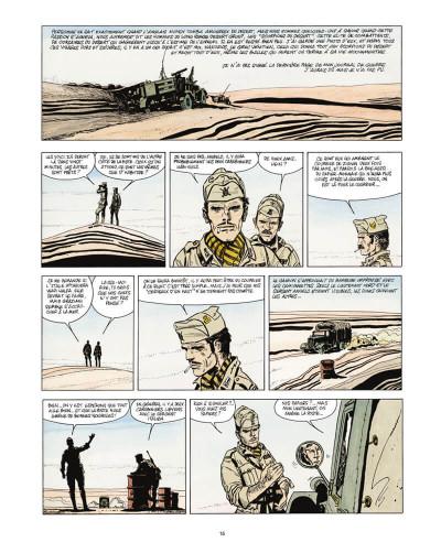 Page 1 Les scorpions du désert - intégrale