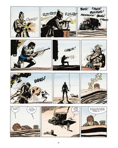 Page 2 Les scorpions du désert - intégrale