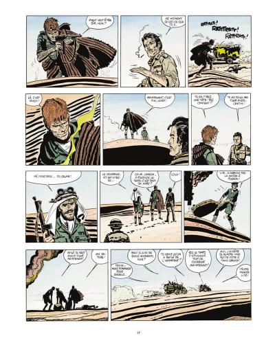 Page 3 Les scorpions du désert - intégrale