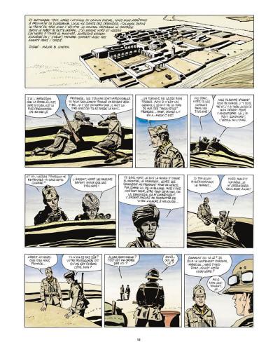 Page 4 Les scorpions du désert - intégrale