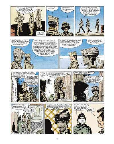 Page 5 Les scorpions du désert - intégrale