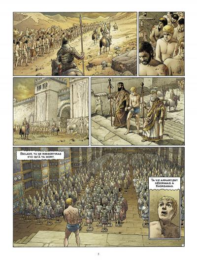 Page 6 Alix Senator tome 11