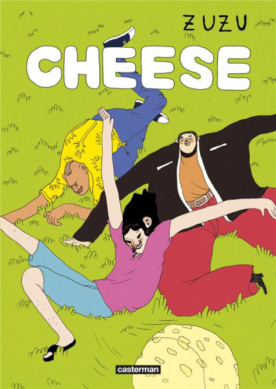 Couverture Cheese