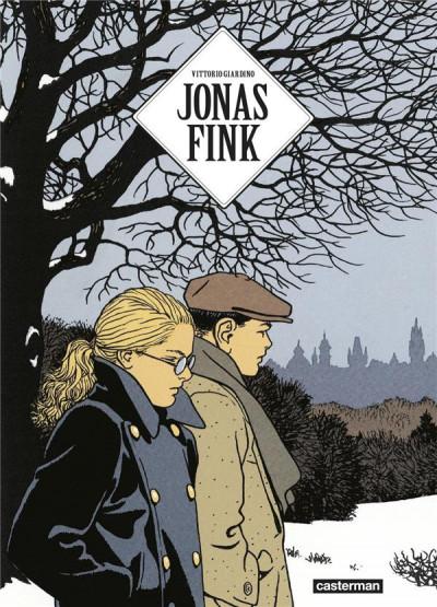 Couverture Jonas Fink - intégrale