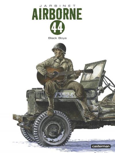 Couverture Airborne 44 tome 9