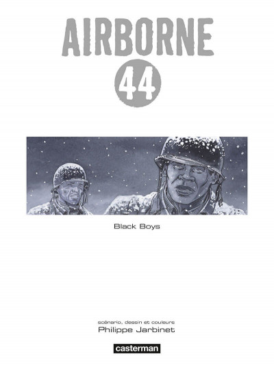 Page 2 Airborne 44 tome 9