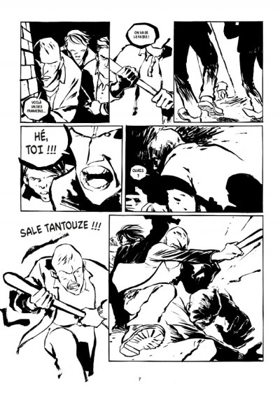 Page 3 Knock out !