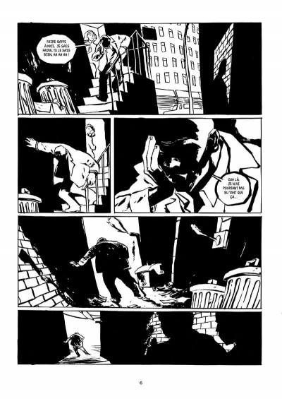 Page 7 Knock out !