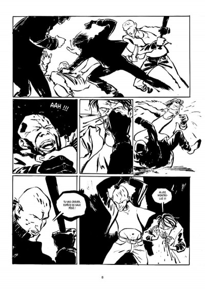 Page 9 Knock out !