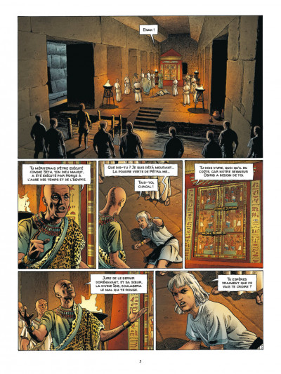 Page 3 Alix Senator tome 12