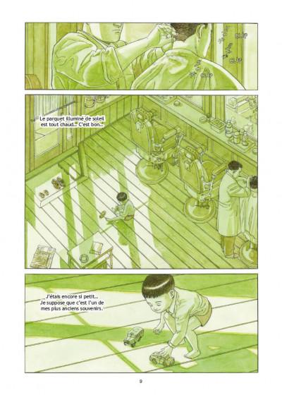 Page 4 Le journal de mon père - version originale