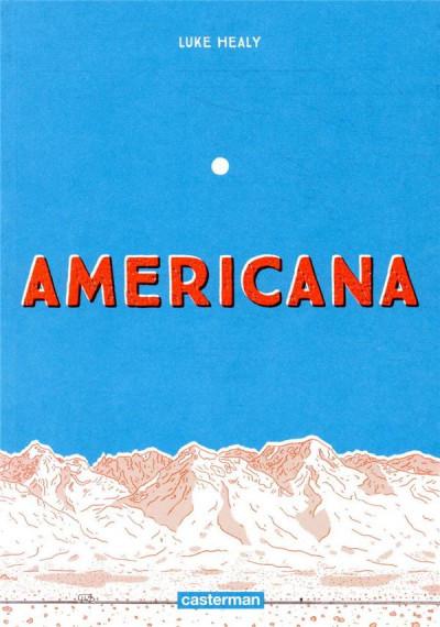 Couverture americana