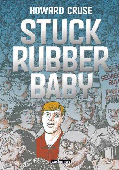 Couverture Stuck Rubber Baby