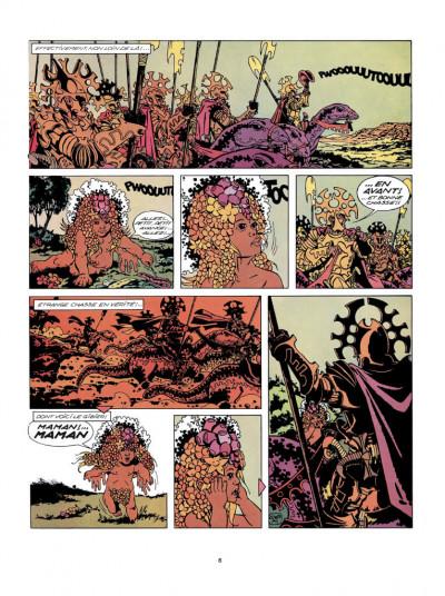 Page 2 Comès, Ergün l'Errant